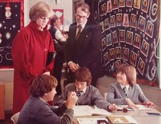 Princess Diana came to visit the school in 1981. Copyright © St Mary's CE VA Primary School
