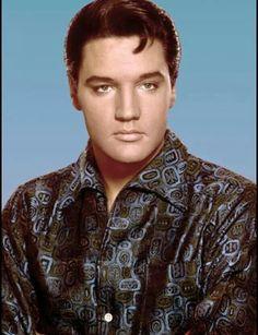 I love Elvis Presley