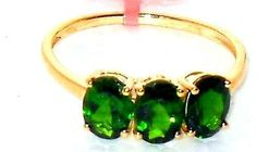 Russian Chrome Diopside - the stunning green by dalec22