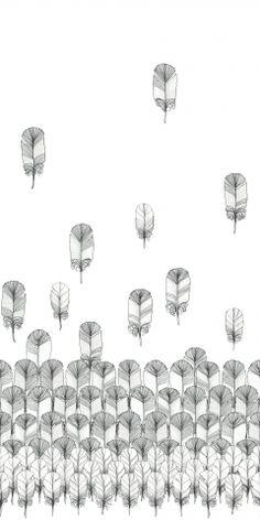 Ein Ergebnis Aus meiner Musterwerkstatt federborte02, © Chri-stoff_Charming Hier gibt es noch zusatzinformationen: http://chri-stoff-charming.blogspot.de/2014/01/farbfedermusterrausch.html