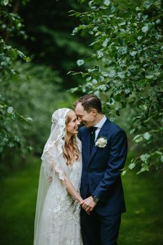 a bride wearing the 'Azalea' dress by Jenny Packham for her beautiful Cripps Barn wedding in the Cotswolds.  Photography by Craig & Kate.