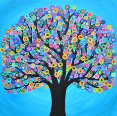 tree art - Google Search