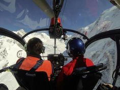 Last flight Lama HB-XTD Mt Rose. Image © Swiss Helicopter