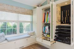 It doesn't have to be as hard as it looks! We broke down the essential steps to tackle closet decluttering, so you don't have to! Check it out here: