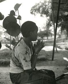 Pierre Verger, Battambang Cambodge    #Asie_Asia #Cambodge_Kâmpuchea