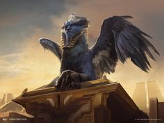 Curator of Mysteries - Amonkhet MtG Art