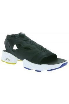 Reebok Classic Instapump Fury Sandal African Pack Schuhe Damen Sandale Outdoor-Sandale Schwarz AR1713 https://modasto.com/reebok/kadin-ayakkabi-sandalet/br4879ct19