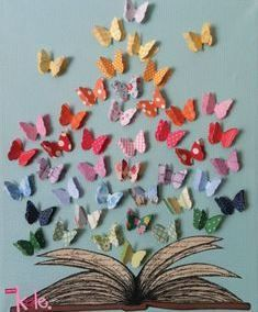 Butterflies in my Stomach by Susan Jacobs, Director of Education