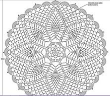 Black Magic BOHO Dreamcatcher Crochet Doily Lace Feathers - Her Crochet Crochet Diy, Filet Crochet, Crochet Dollies, Crochet Round, Thread Crochet, Crochet Gifts, Crochet Flowers, Motif Mandala Crochet, Free Crochet Doily Patterns
