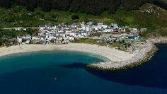 Playa de Bares, en el municipio de Mañón, en A Coruña, cuenta con unas impresionantes vistas al faro de Estaca de Bares y a la Sierra de Faladoira FOTÓGRAFO: CARLOS FERNANDEZ SOUSA
