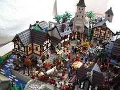 Ye Olde Lego- German Lego Setting