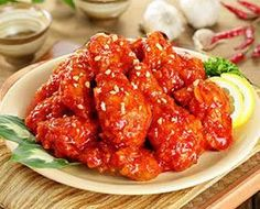 Buldak - Hot & Spicy Chicken - 불닭