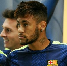 Neymar jr and messi Lionel Messi, Messi And Neymar, Neymar Hot, Neymar Barcelona, Barcelona Soccer, Neymar Brazil, James Rodriguez, Good Soccer Players, Football Players