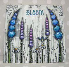 Kay's Crafty Corner: Bloom