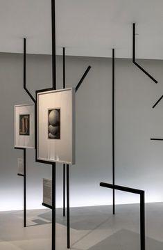 Escher x Nendo: A Transcendental Exhibit in the Cultural Heart of Australia - Design Milk Design Museum, Museum Exhibition Design, Exhibition Space, Interior Design Exhibition, Exhibition Ideas, Stand Design, Display Design, Booth Design, Signage Design