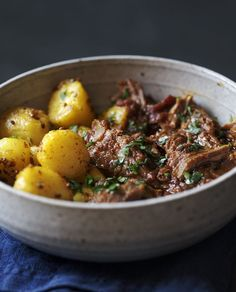 This lamb madras is loaded with spices - cinnamon, fenugreek, cloves, bay - the works.Make a big batch for a curry feast.