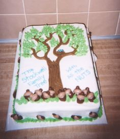 Jewish Stuff - Tu B'Shevat on Pinterest | Family Tree Cakes, Trees and ...