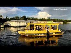 Encanto Caboclo: Viagens Pela Amazônia   Vida Sobre as Águas - Comu...