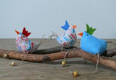 Bunt, Rooster, Planter Pots, Diy, Upcycling Ideas, Stocking Stuffers, Sewing Patterns, Decorating, Tutorials
