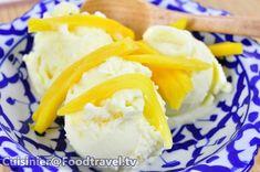 ไอศกรีมขนุน Jackfruit Ice Cream
