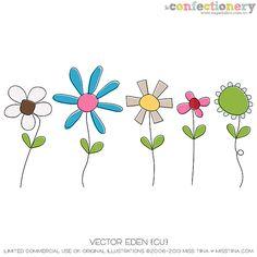 SHCO Confectionery - CU - Vectors - Vector Eden {CU} - www.sugarhillco.com/cc