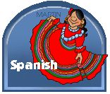 This website looks like it's full of links to Spanish activities and games- check it out!