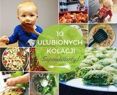 KOLACJA 10 najlepszych przepisów Baby Food Recipes, Kids Meals, Baby Kids, Food And Drink, Keto, Children, Ethnic Recipes, Food Ideas, Maternity