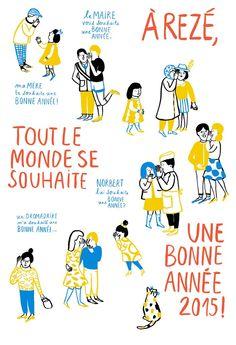 VO   Valérie Oualid : Agent d'illustrateurs   Marie Assénat Illustration Design Graphique, Flat Illustration, Character Illustration, Web Design, Book Design, 4 Image, Cool Posters, Illustrations And Posters, Illustrators