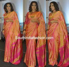 vidyabalan_in_silk_saree