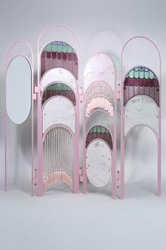 HAWA-BEIRUT une collection de meubles légers et aériens par Richard Yasmine