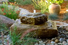 HGTV Gardens features water features for small spaces that are suitable for small back yards and patios.
