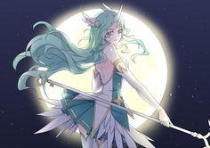 Star Guardian Soraka   Звездная защитница Сорака @League of Legends   Лига Легенд #LoL #ЛоЛ