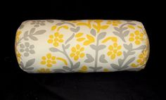Today I'm going to show you how to make a bolster pillow AKA lumbar pillow, AKA long roundish pillow. This was pretty easy.The most difficu...