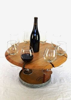 Wine Barrel Project