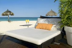 Bucuti and Tara Beach Resort, Aruba. Rated 9.2