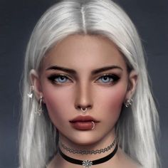 Female Character Inspiration, Fantasy Character Design, Character Aesthetic, Aesthetic Girl, Character Art, Digital Art Girl, Digital Portrait, Portrait Art, Girls Characters