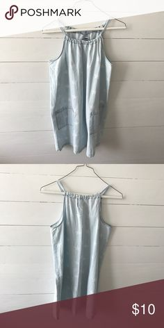 Old Navy Star Dress | Never Worn Strappy dress with stars from Old Navy. Perfect for 4th of July or just a summer day! Never worn. Size small. Old Navy Dresses Mini