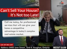 Is It Getting Critical To Sell Your Home? The First Step When Selling Your Home Is To Set The Right Price For The Current Market Conditions In Your Area. For Any Real Esate Issue Contact: Call: 647-892-1457 #InderjitSajjan #Spectrum #RealEstate #Agent #Consultant #InvestWithRight #Home #Buy #Sell