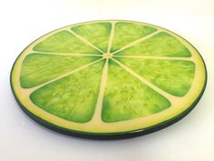 Lazy Susan handmade painted wood modern design by FucsiaDesigns Tole Painting, Pottery Painting, Painting On Wood, Trendy Tree, Lazy Susan, Clear Resin, Painted Furniture, Painted Wood, Mosaic Art