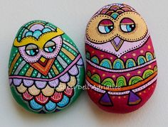 Painted Pebbles and stones in art  with Stone pebble paintingstones paintedstones paintedpebbles Art Adriatic