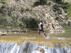 @ENDU_MAG: TRAIL DRÔME #TD2014 Km 21, C. Bravo à Guillaume Lenormand, (team @Quechua) 6e du trail38km pic.twitter.com/yqLGtJvQwo
