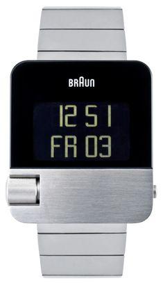 Can't decide which Braun to get. #Braun #DieterRams #Watches