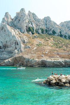 Mediterranean Life - Marseille, 2013 via MartinLux