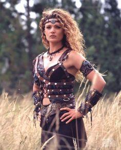 Amazon Warrior Woman