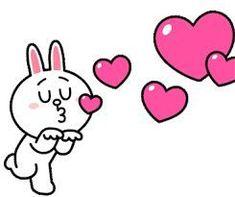 Cute Cartoon Images, Cute Couple Cartoon, Cute Love Cartoons, Love You Gif, Cute Love Gif, Friends Gif, Line Friends, Forever Gif, Calin Gif