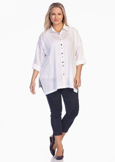 Plus Size women's Clothing, Large Size Fashion Clothes for WOMEN in Australia - RITUAL SHIRT - TS14