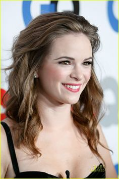 Danielle Panabaker (currently on Justified)