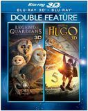 Legend of the Guardians: The Owls of Ga'Hoole 3D/Hugo 3D [3D] [Blu-ray] [Blu-ray/Blu-ray 3D]