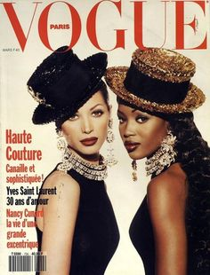 Happy Birthday Naomi Campbell! 8 TBT Photos of the Supermodel