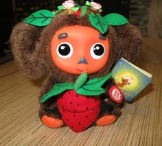 Cheburashka 6 7'' Plush Russian Sound | eBay